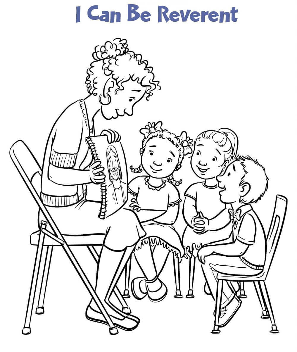 Latter Day Saints (LDS) Coloring Pages