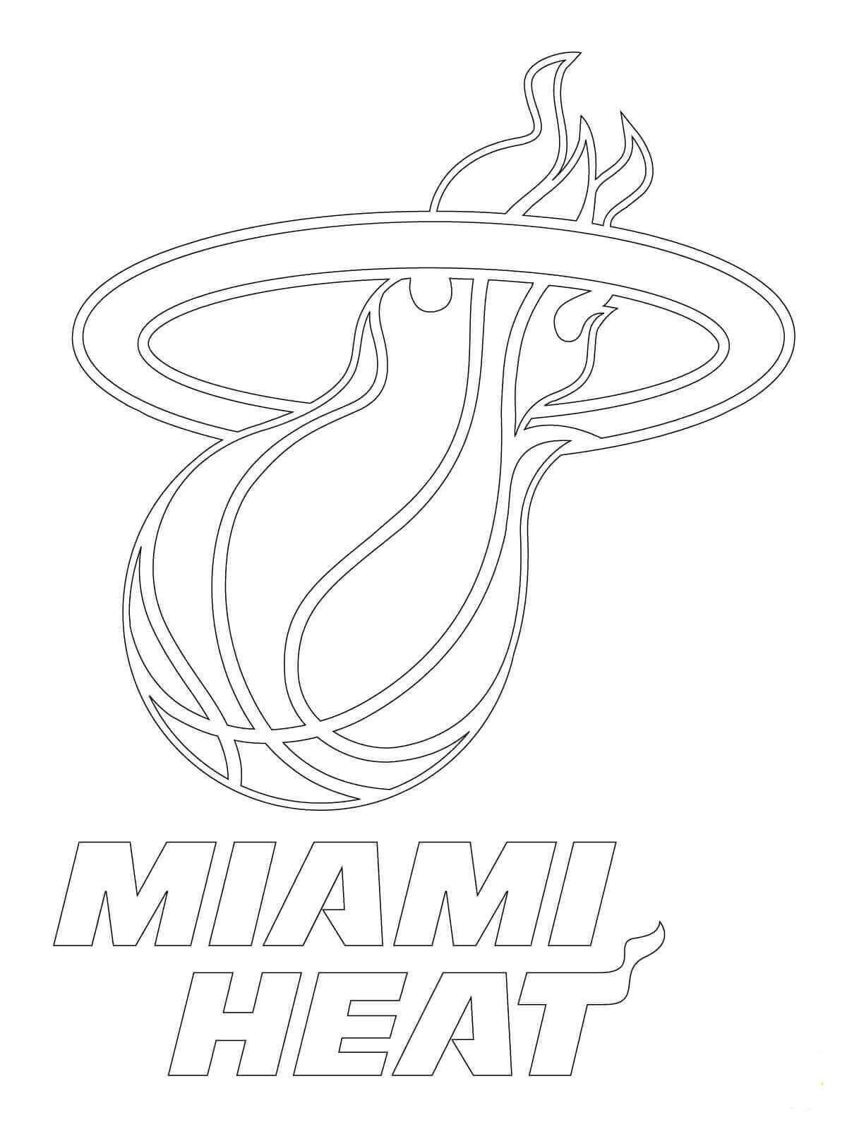 Free Printable Nba National Basketball Association Coloring Pages