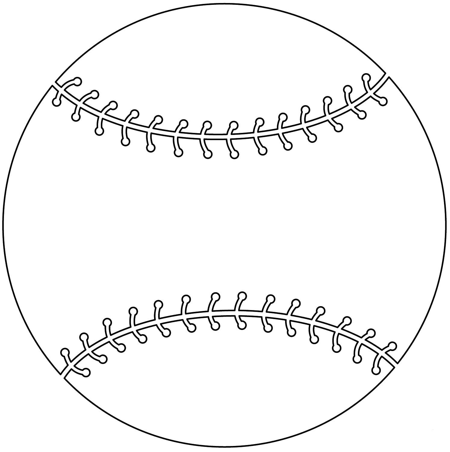 30 Free Printable Baseball Coloring Pages