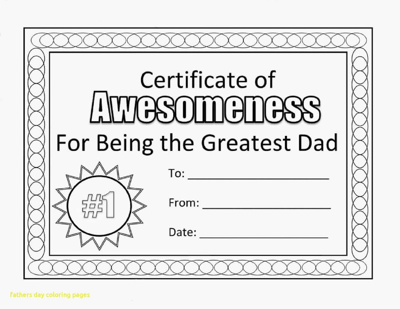 30 Free Printable Father S Day Coloring Pages