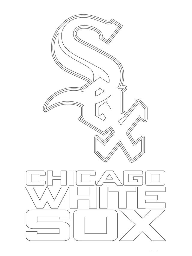 Free Printable Major League Baseball (MLB) Coloring Pages