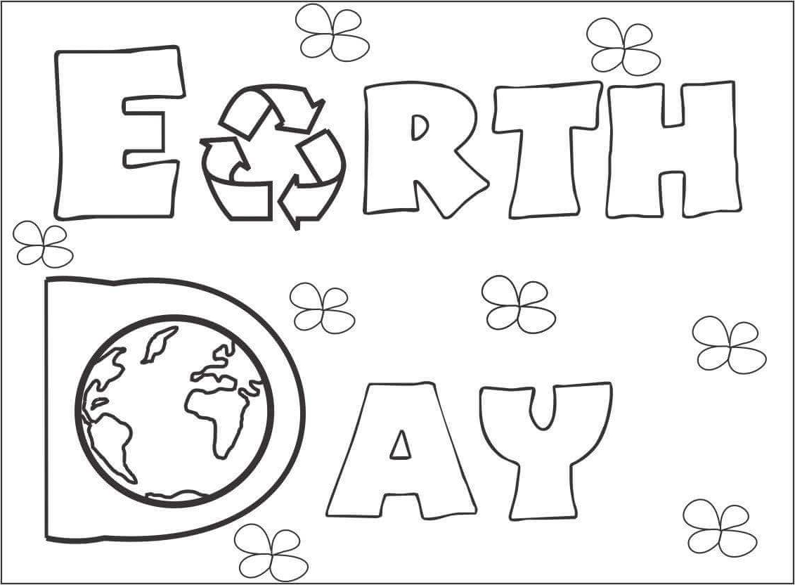 Earth Day Cryptograms Worksheet