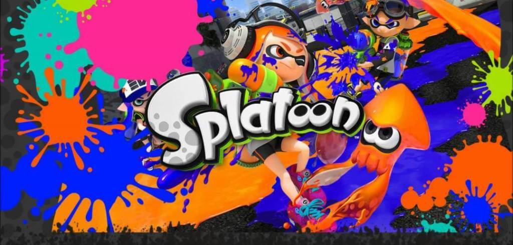 Splatoon Coloring Images