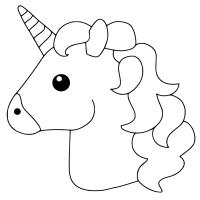 38 Ausmalbilder Emoji Einhorn Besten Bilder Von Ausmalbilder