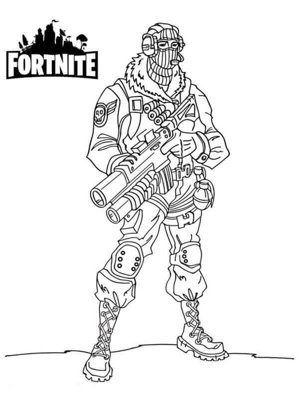 How Draw Drift Stage 3 Fortnite