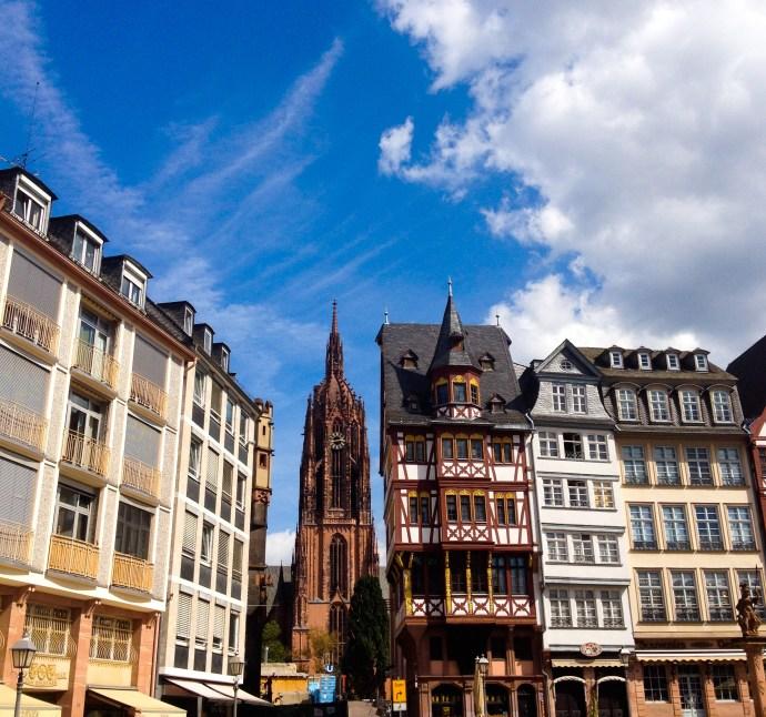 Frankfurt, love at first sight