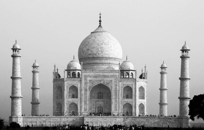 The Taj Mahal - A Mughal masterpiece