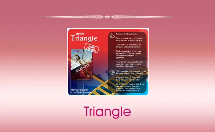 Classic Horror Movie Review: Triangle
