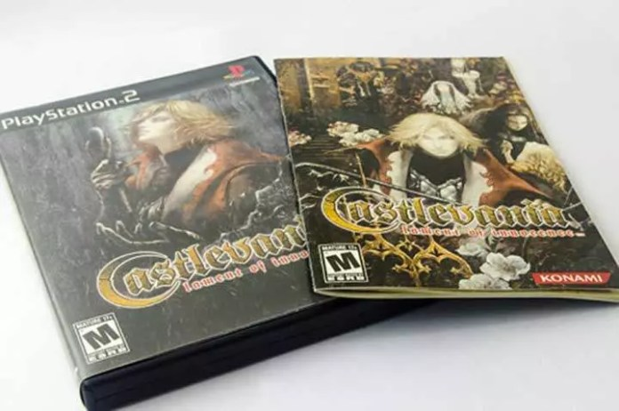 Konami's Castlevania Series