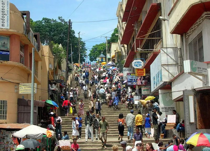 Real-Life Uncharted 4 Locations | Antananarivo, Madagascar.