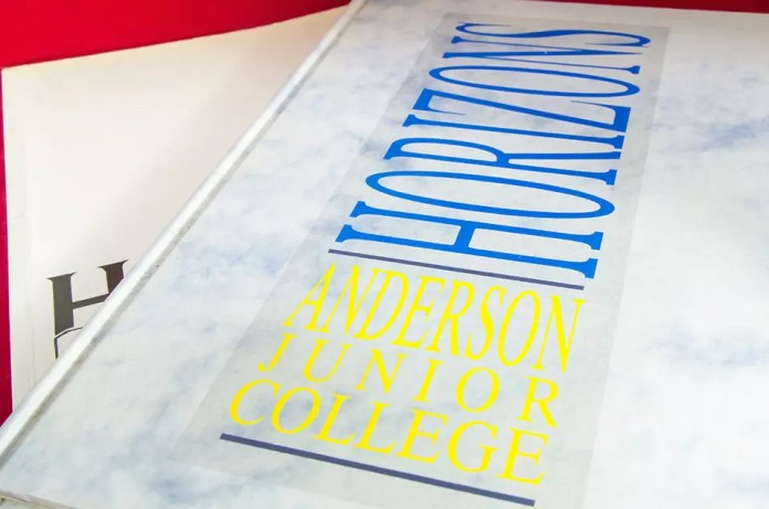 Anderson Junior College 1992 Year Book