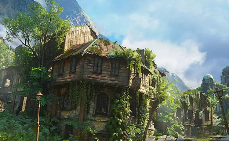 Let's Travel the World with Uncharted 4: A Thief's End - Libertalia