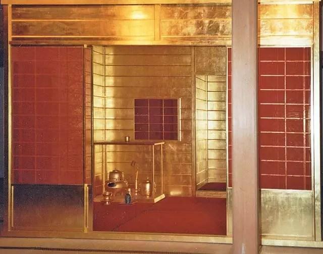 Fushimi Castle Tearoom