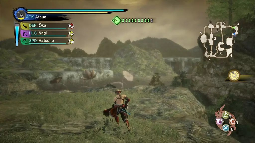 Toukiden Kiwami Screenshot.