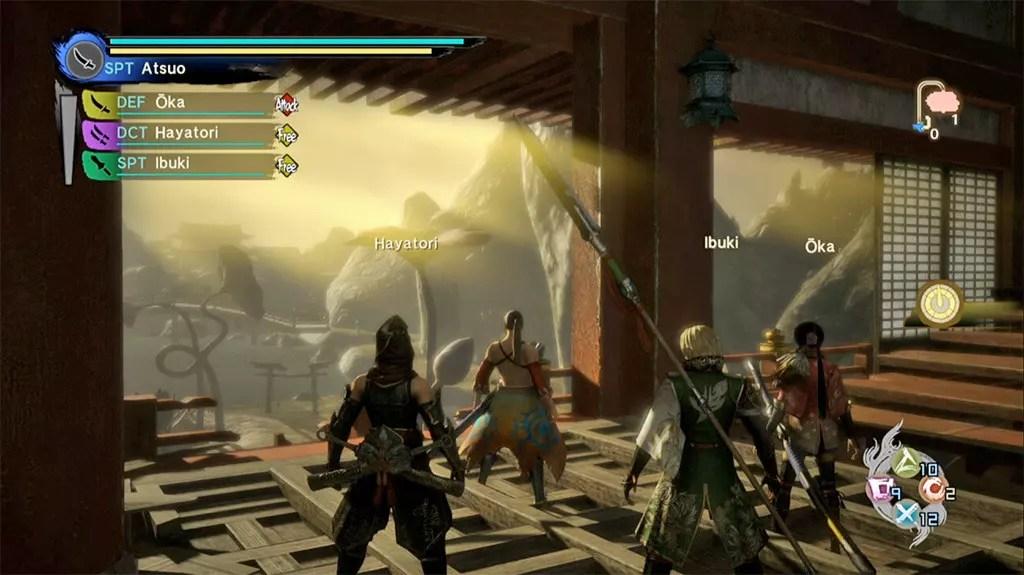 Toukiden Kiwami Screenshot - The Age of Grace