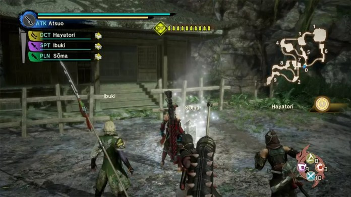 Toukiden Kiwami screenshot - The Age of Honor.