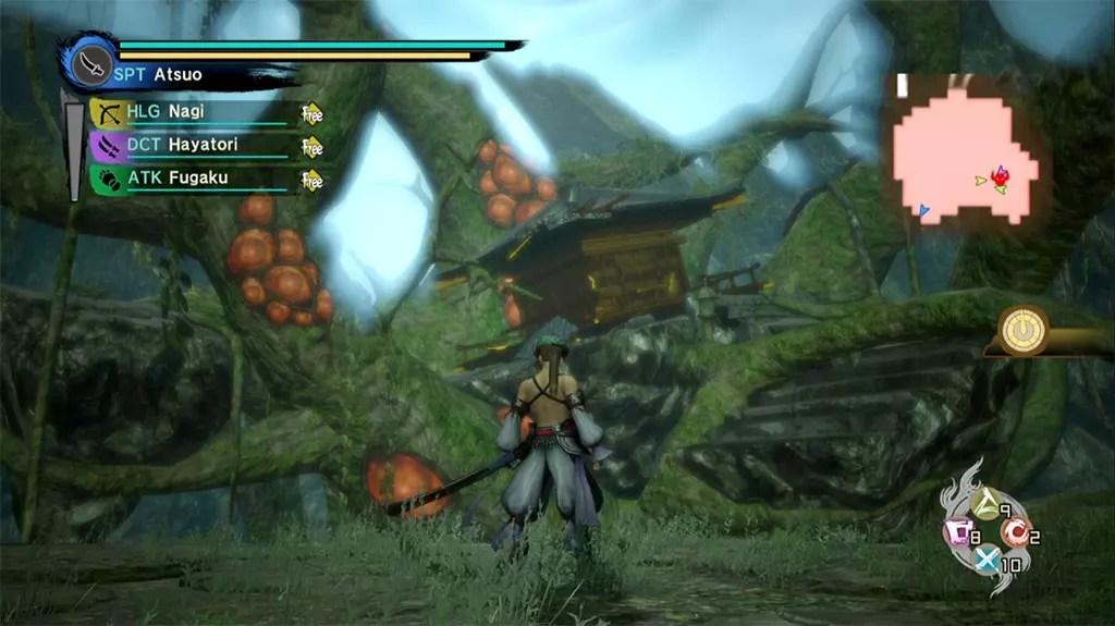 Toukiden Kiwami PS4