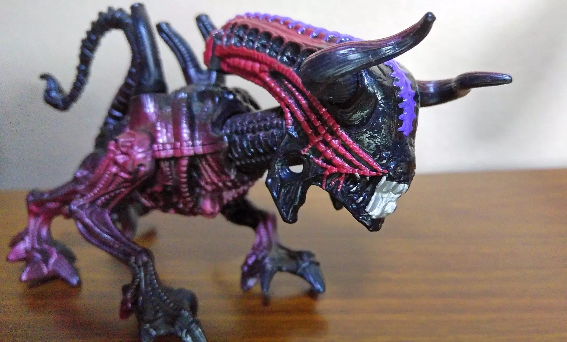 Retro Xenomorph Toy.