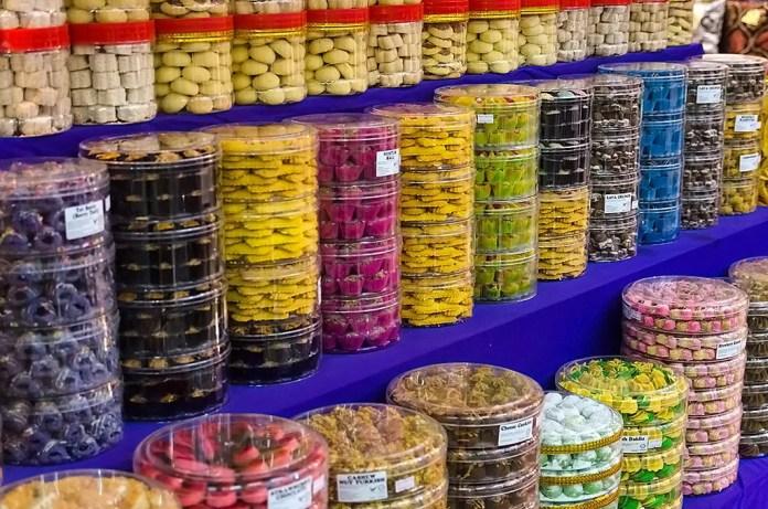 Hari Raya Puasa Snacks in Singapore.