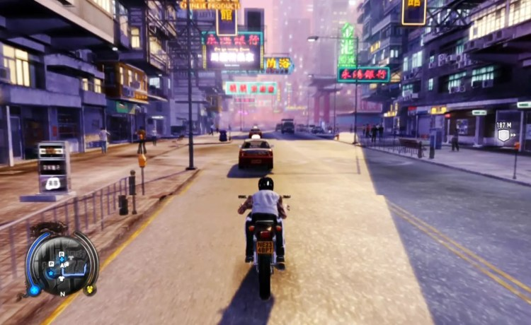 Sleeping Dogs North Point Screenshot