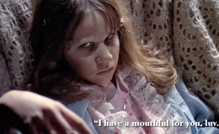25 Greatest Horror Movie Quotes.