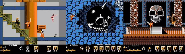 Retro Famicom Games - Fudō Myōō Den