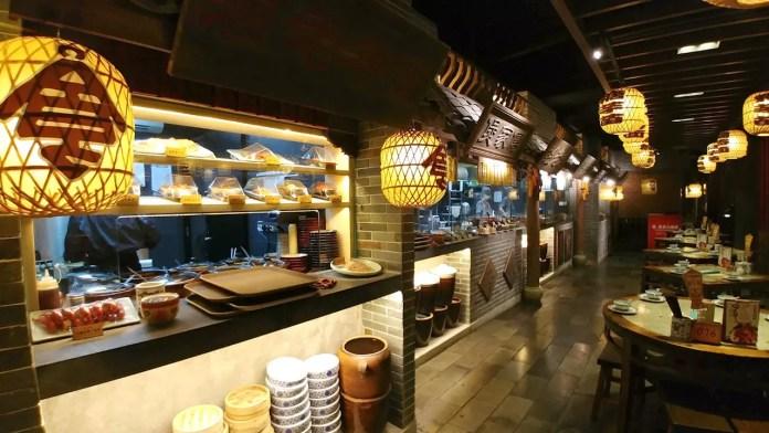 Nanjing Impressions Plaza Singapura Interior