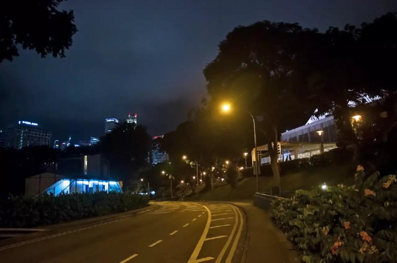 Canning Rise, Singapore.