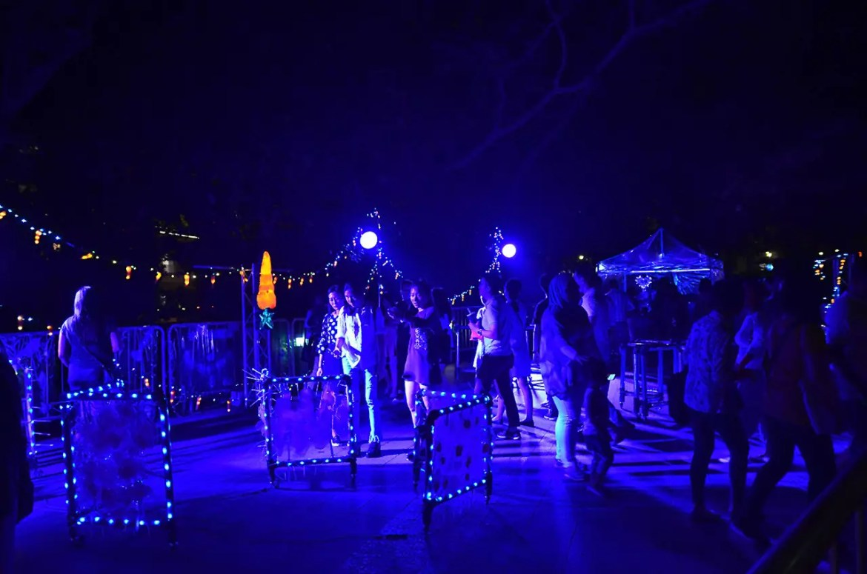 Singapore Night Festival 2017: The Blinking Organisms