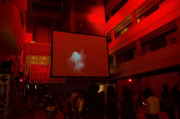 Singapore Night Festival 2017: Flock