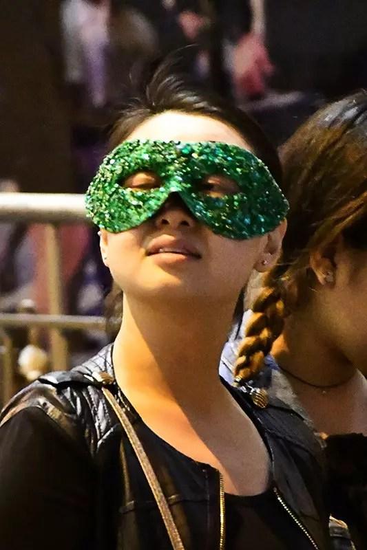 Hong Kong Halloween 2017.