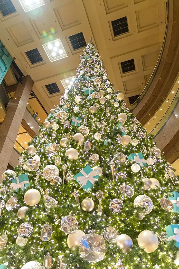 Ngee Ann City Christmas Tree 2017