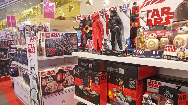 Star Wars: The Last Jedi Toys