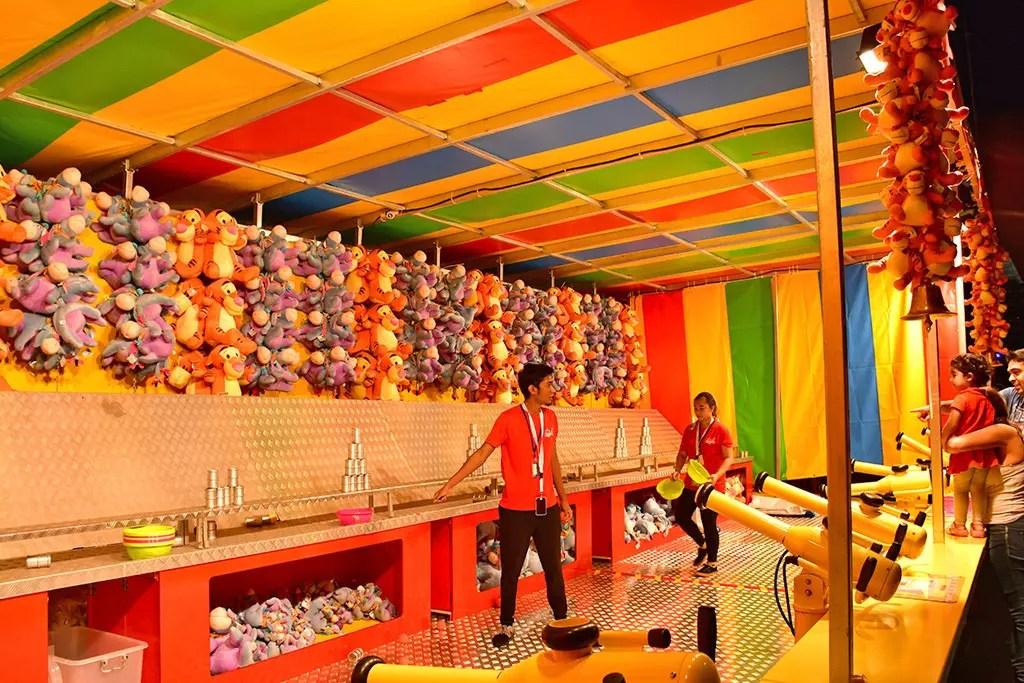 Prudential Marina Bay Carnival Games