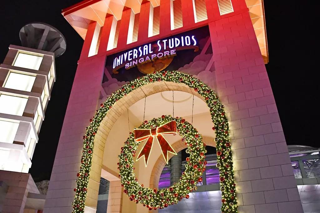 A Universal Christmas 2017