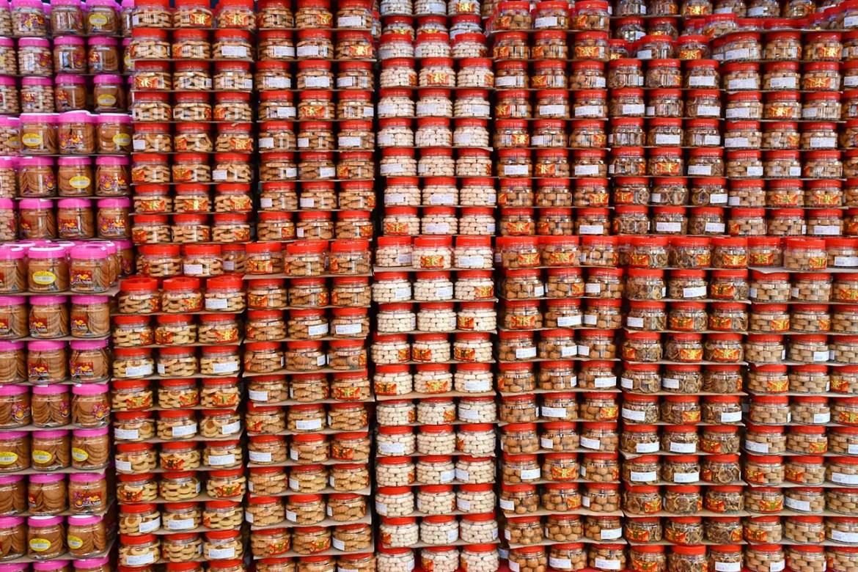 Singaporean Chinese New Year Snacks