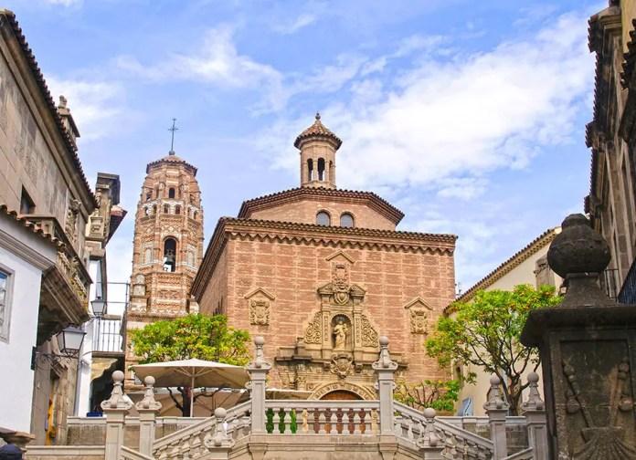Spanish Church in Aragonese style