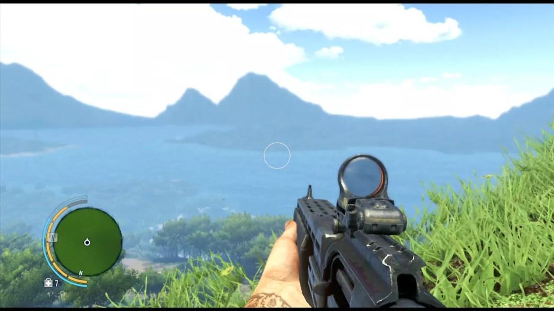 Far Cry 3 Hilltop