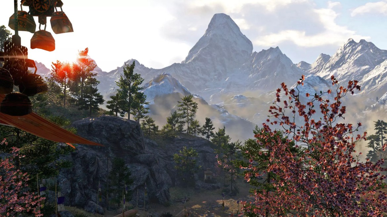 Far Cry 4 Kyrat.