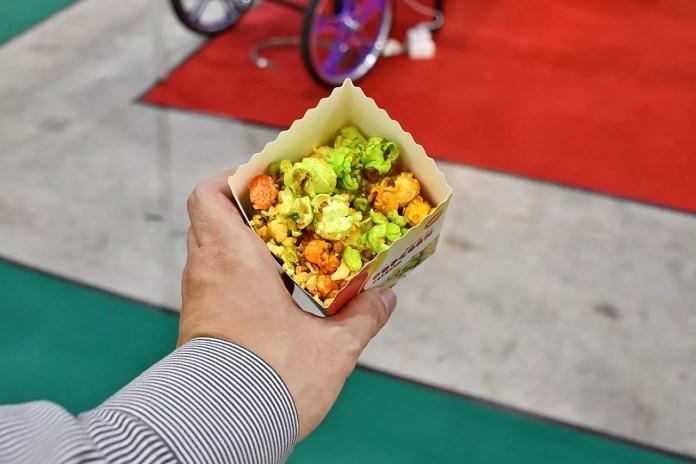 FHA 2018 Free Popcorn