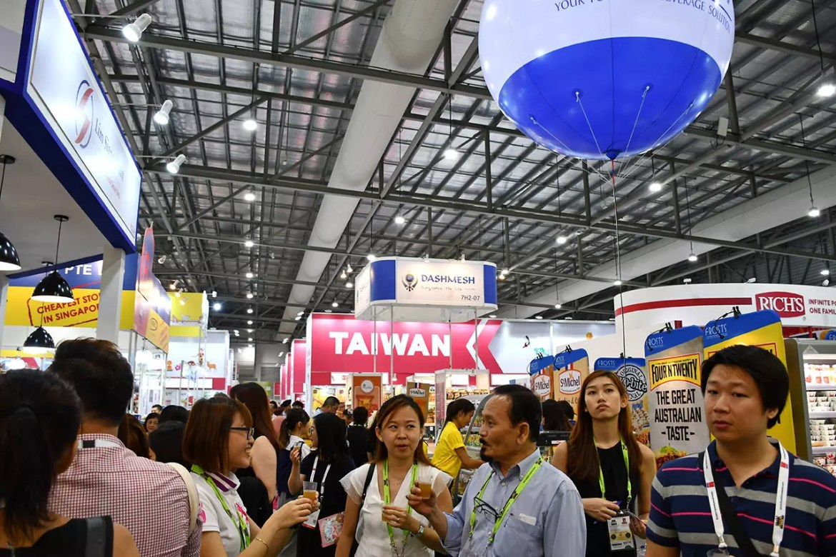 Food & Hotel Asia 2018 Networking