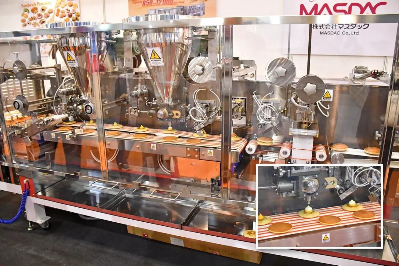 Automated Dorayaki Maker