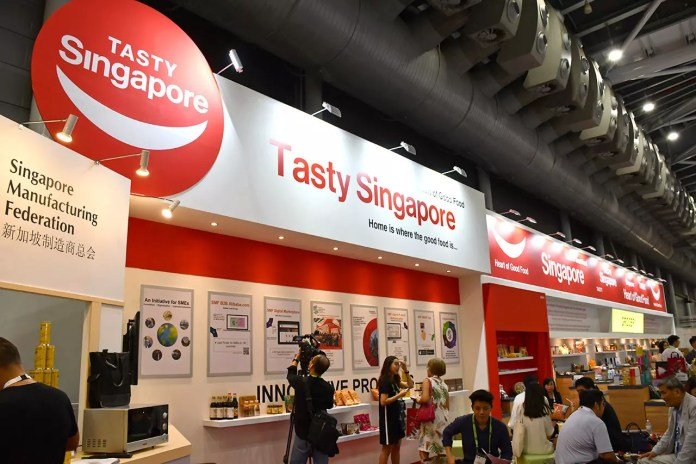 Tasty Singapore at Food and Hotel Asia 2018