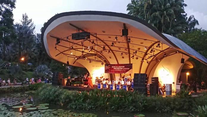 Alemay Fernandez and the Duke Ellington Orchestra.