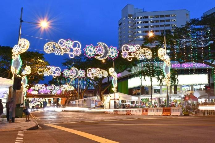 Joo Chiat Complex during Ramadan 2018.