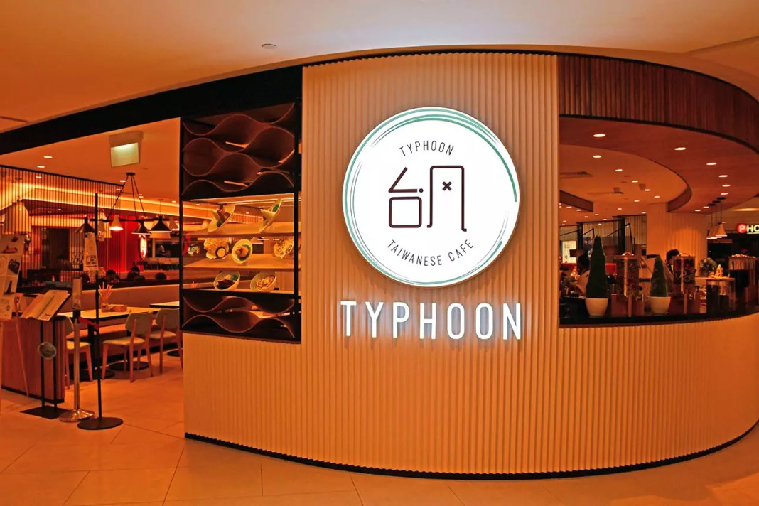 Typhoon Taiwanese Cafe Review