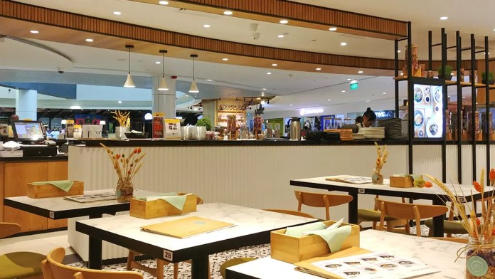 Typhoon Cafe Plaza Sing