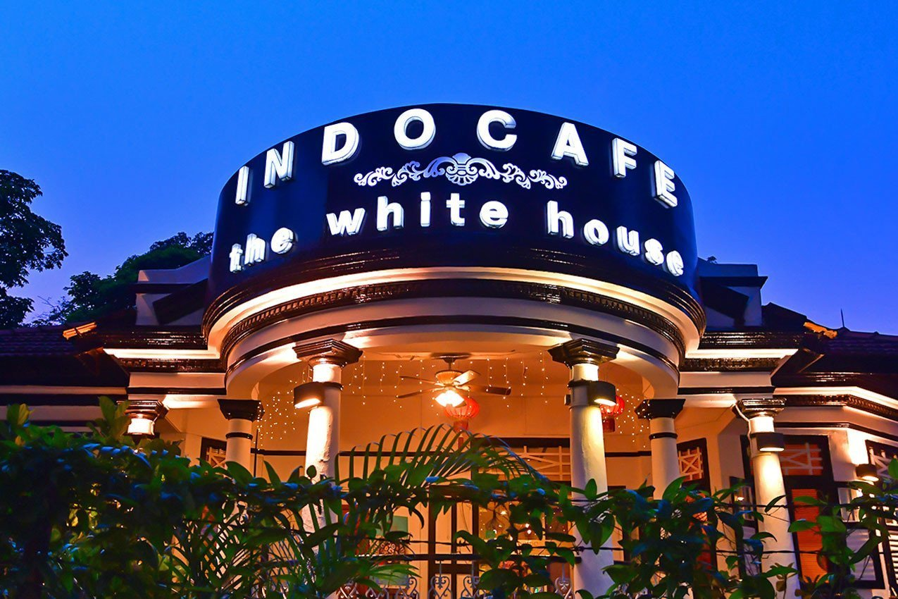 Indocafé - The White House Review