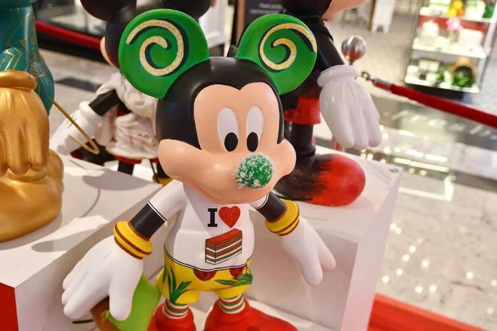 Mickey Go Local Singapore
