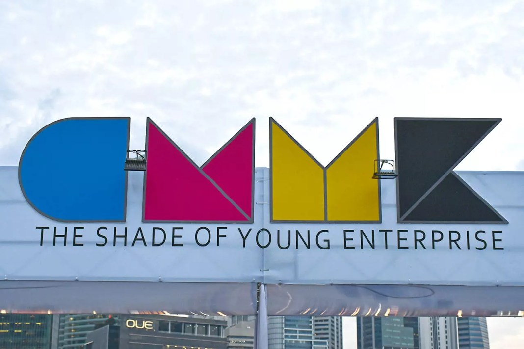 CMYK Event Singapore 2018